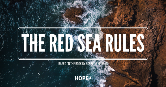 The Red Sea Rules Intro - He Makes A Way