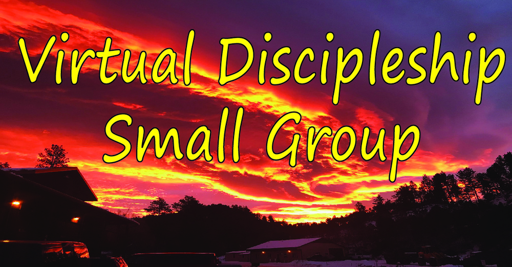 Virtual Discipleship (Kurt Davison's Group)