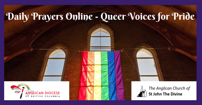Daily Prayers Online - Queer Voices Edition