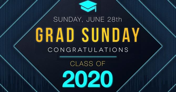 Grad Sunday was a success! image