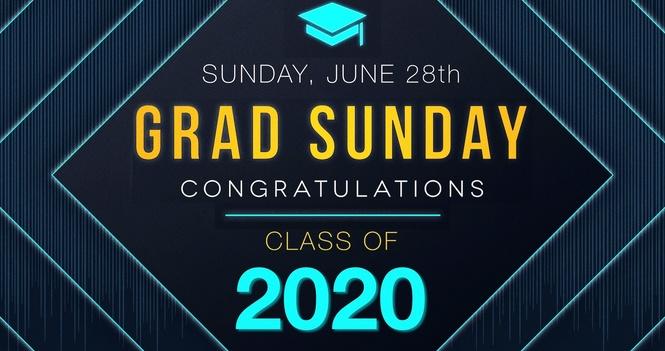 Grad Sunday was a success!