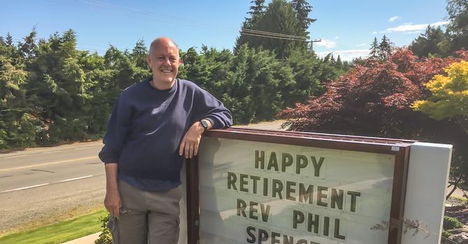 Happy Retirement Phil!