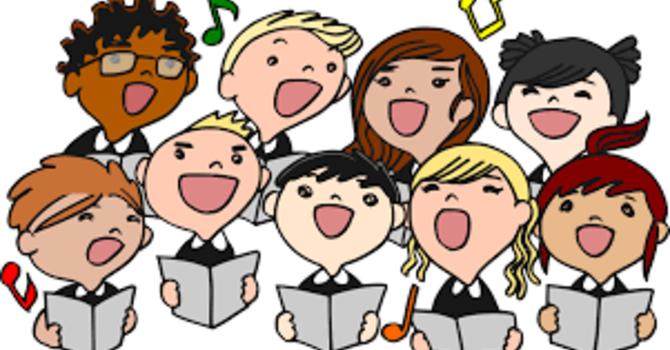 Summertime Virtual Choir Hymn Singalong image