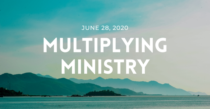 Multiplying Ministry