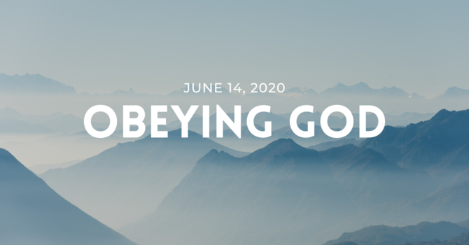 Obeying God