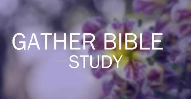 Gather Bible Study