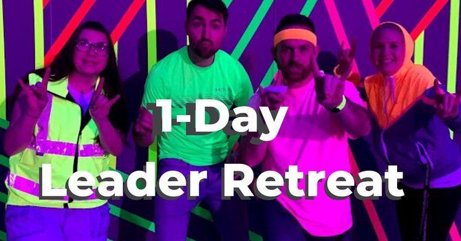 1-Day Leader Retreat