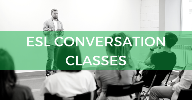ESL Conversation Classes