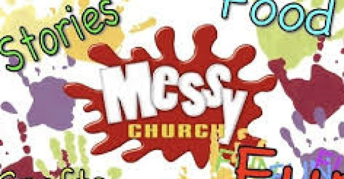 A Messy Church Easter image
