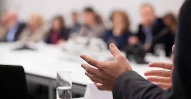 March 2020 Seminars