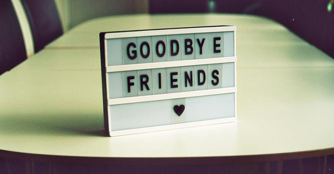 Like Mary Poppins, it's time to say good bye. image
