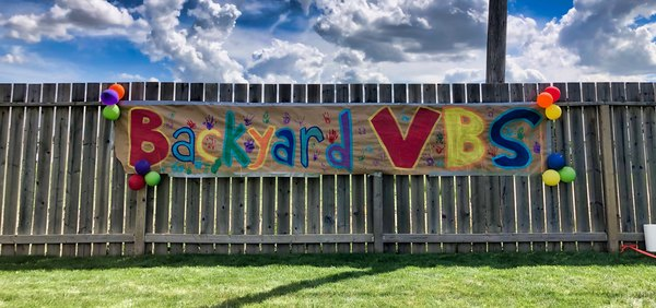 Backyard VBS