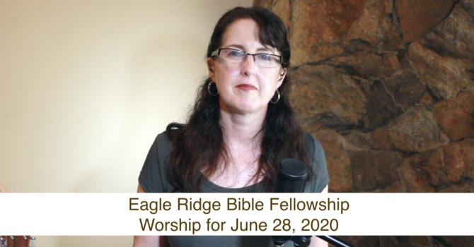 Worship June 28, 2020 image