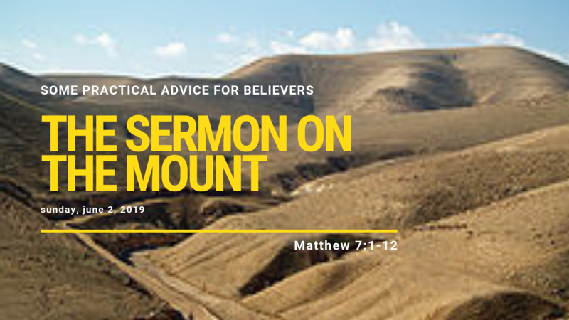 Some Practical Advice for Believers