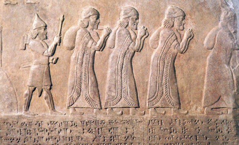 Shalom for Exiles