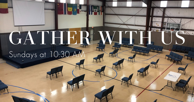 Gather With Us
