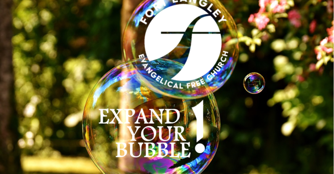Expand your Home Church Bubble