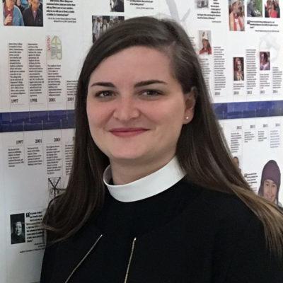 The Rev. Helen Dunn