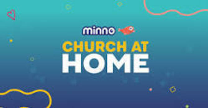Children's Worship at Home  for the Summer