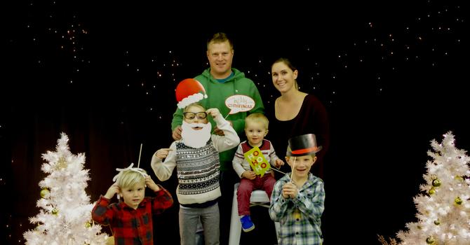 Victory Family Christmas Night image