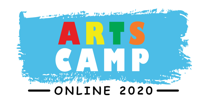 Arts Camp Online Registration image