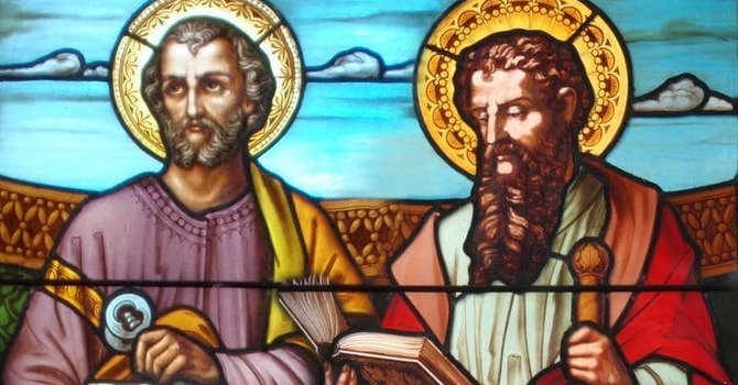Bulletin: Trinity 4 - In Octave, St. Peter and St. Paul image