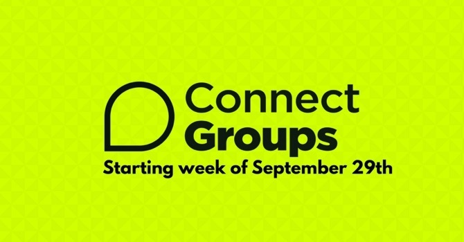 Connect Groups image