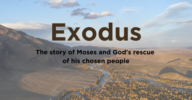 Exodus - Week 6 ft. David Collins