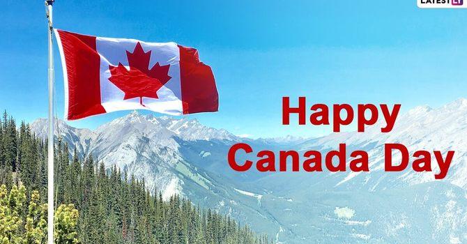 O CANADA image