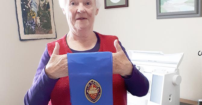Betty Kennett retires image