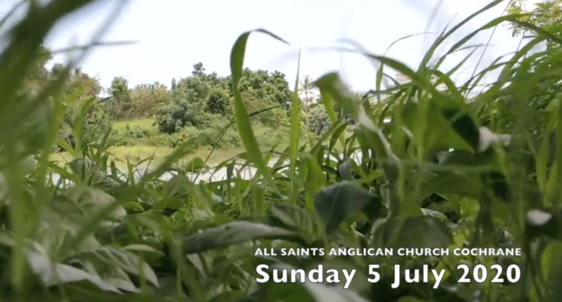 Eucharist Service July 5