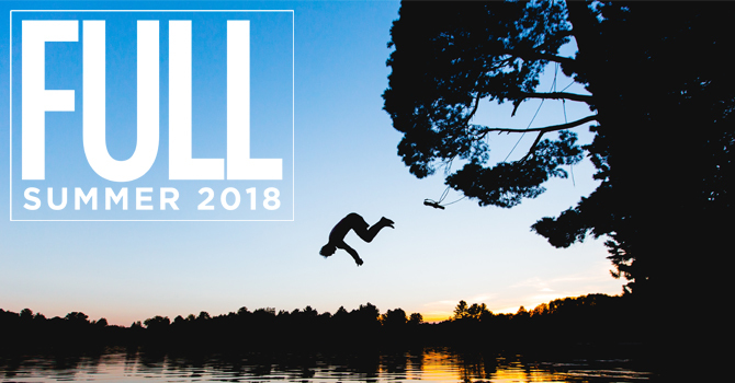 FULL: Summer 2018 image