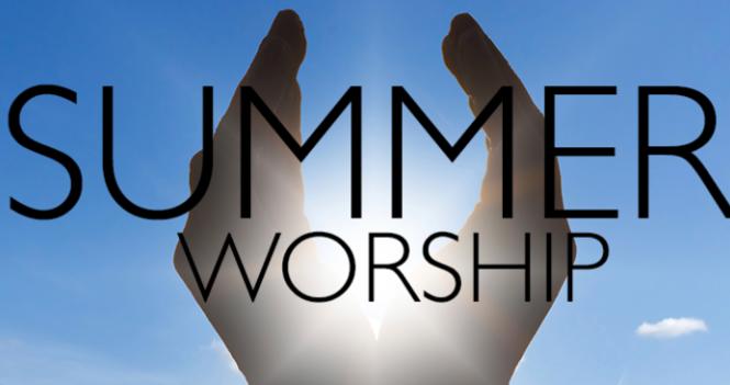 Summer Worship 2020