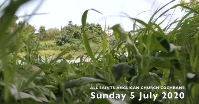 Eucharist Service July 5 YouTube version