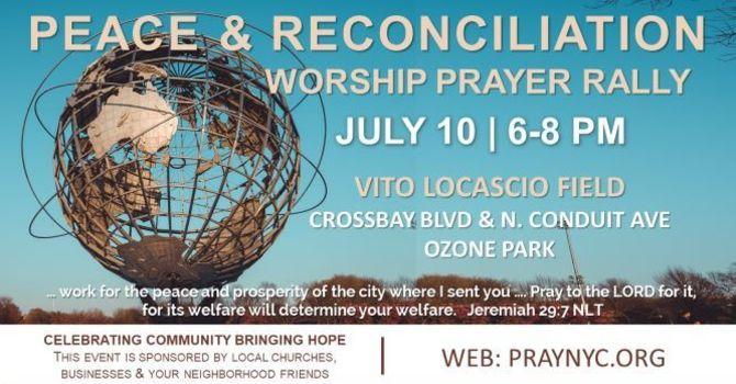 Peace & Reconciliation
