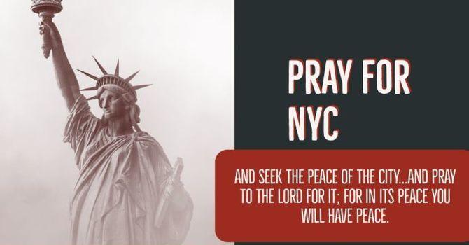 PRAY NYC