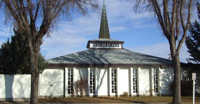 Ministry Opportunity: St. Mary's, Ponoka