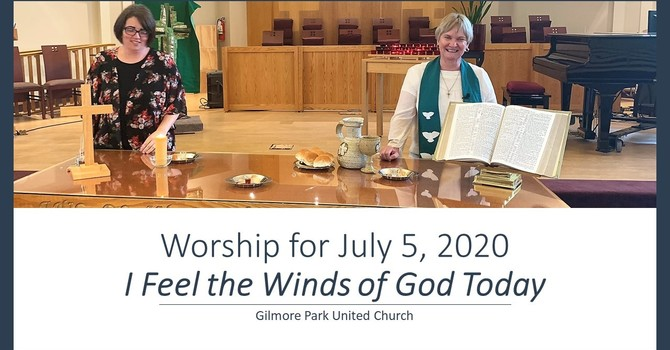 Worship for July 5 with Communion
