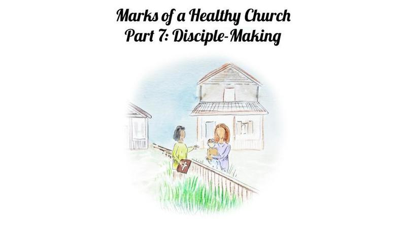 Disciple Making