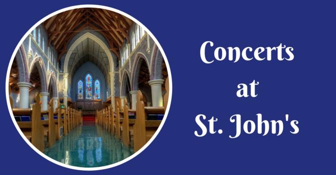 Concerts at St. John's