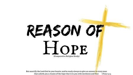 Reason of Hope