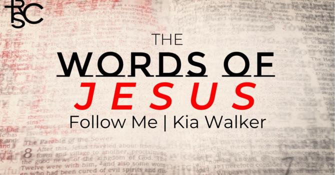 The Words of Jesus