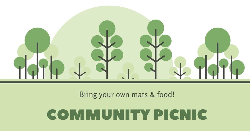 Community Picnic - Sunday 16 August