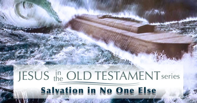 Salvation in No One Else