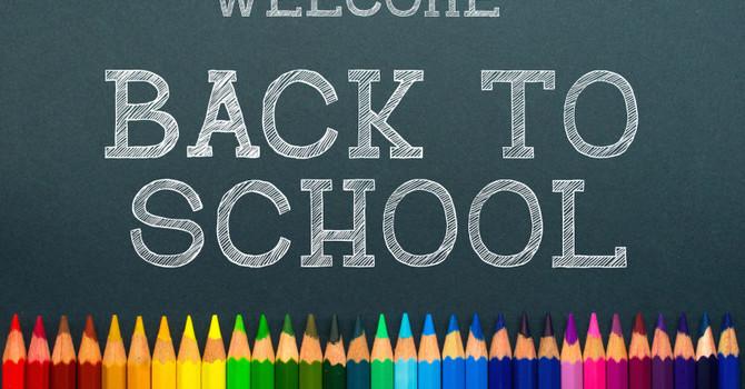 School Begins!