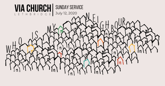 Register for Sunday Service - July 12, 2020