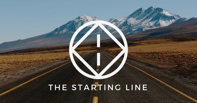 The Starting Line - Sr High