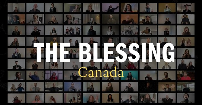 The Blessing over Canada