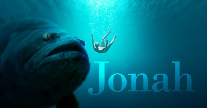 Jonah & the God of Second Chances