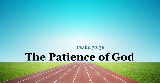 The Patience of God image